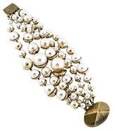 Christian Dior Mise en Pearl Bracelet