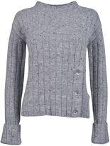 Zanone Slim Fit Knitted Sweater