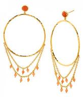 Gorjana Sol Draped Earrings