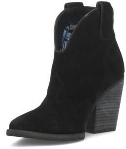 Dingo Women's Flannie Leather Bootie Women's Shoes