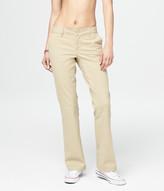 Aeropostale Curvy Core Twill Pants***