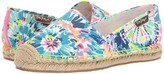 Lilly Pulitzer Lia Espadrille Women's Slip on Shoes