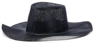 Reinhard Plank Hats - Nana Sisal-straw Hat - Navy