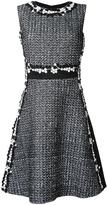 Giambattista Valli tweed dress - women - Cotton/Polyamide - 44