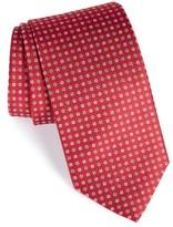 Eton Men's Neat Silk Tie