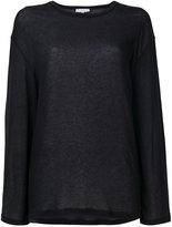 IRO sheer top - women - Polyester/Tencel - XS