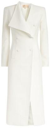 MATÉRIEL Single-Lapel Trench Coat