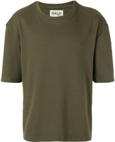 Halo waffle T-shirt - men - Cotton/Polyester - M