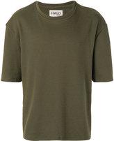 Halo waffle T-shirt - men - Polyester/Cotton - M