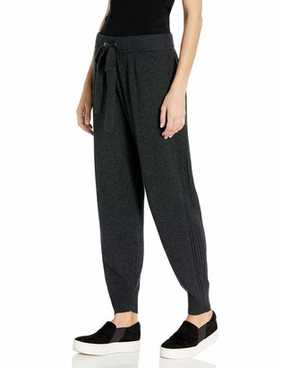 Splendid Women's Cashmere Jogger Sweatpant Casual Pant Bottom