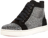 Louis Jeweled Sneaker