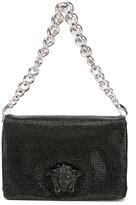 Versace Sulthan crystal shoulder bag