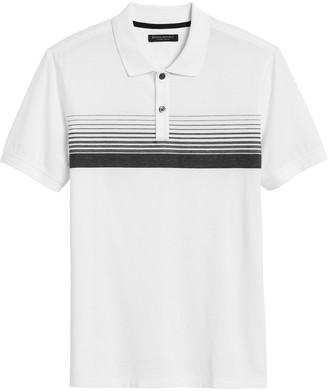 Banana Republic Luxury-Touch Polo Shirt