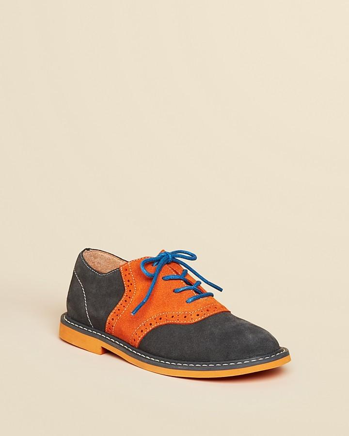 Cole Haan Boys' Air Franklin Saddle Shoes - Little Kid, Big Kid