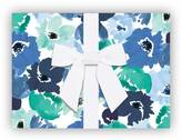 Wrapping Paper - Navy Poppy