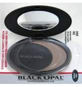 Black Opal Pressed Powder Shinefree Dark Cocoa