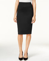 Thalia Sodi Scuba Pencil Skirt, Only at Macy's