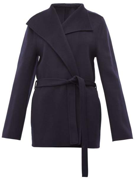 e68d61fee Womens Navy Coat - ShopStyle UK