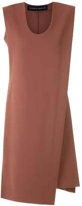 Gloria Coelho asymmetric dress