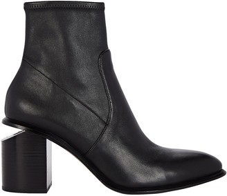 Alexander Wang Anna Stretch Leather Booties