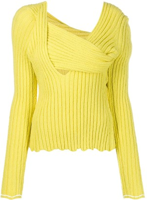 Bottega Veneta Boucle Textured Jumper