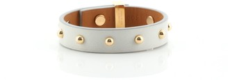 Hermes Mini Dog Clous Ronds Bracelet
