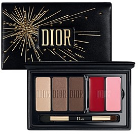 Christian Dior Sparkling Couture Palette - Satin Eyes & Lips Essentials