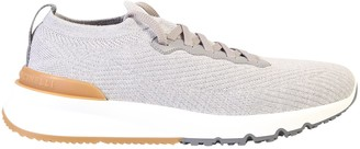 Brunello Cucinelli Knitted Sneakers