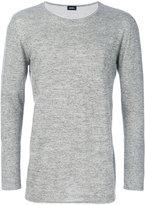 Diesel crew neck sweatshirt - men - Cotton - M
