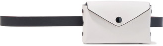 Rag & Bone Atlas Button-embellished Leather Belt Bag