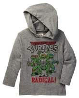 Junk Food Clothing Teenage Mutant Ninja Turtles Radical! Hooded Tee (Toddler Boys)