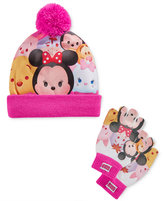 Berkshire Toddler Girls' 2-Pc. Tsum Tsum Hat & Gloves Set