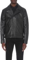 The Kooples Zip-up leather jacket