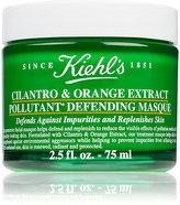 Kiehl's Women's Cilantro & Orange Extract Pollutant Defending Masque
