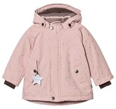 Mini A Ture Wally, M Jacket Rose Smoke