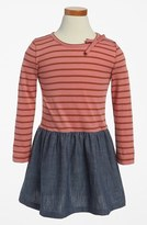 Tucker + Tate + Tate 'Lara' Dress (Toddler Girls & Little Girls)