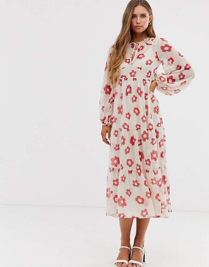 3138755102b0 Asos Long Sleeve Dresses - ShopStyle