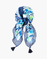 Chico's Vibrant Whimsy Scarf