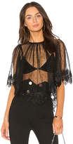 Alice McCall Love Game Top in Black. - size Aus 4/US 0 (also in Aus 6/US 2,Aus 8/US 4)