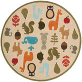 Asstd National Brand Hand Tufted Round Rugs