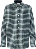 Barbour Dalton checked shirt
