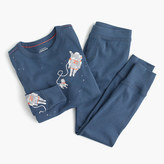 J.Crew Factory Boys' space mission pajama set