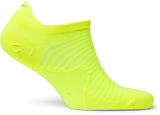 Nike Running - Spark Dri-fit No-show Socks - Yellow