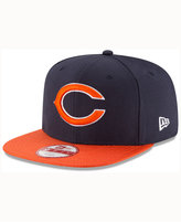 New Era Kids' Chicago Bears 2016 Sideline 9FIFTY Original Fit Cap