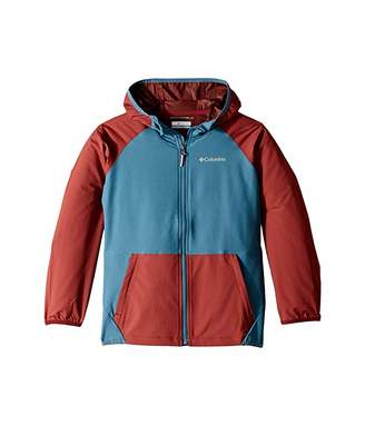 Columbia Kids Hidden Canyontm Softshell Jacket (Little Kids/Big Kids)
