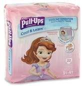 Huggies Pull-Ups® Cool and Learn Jumbo 22-Count Disposable Girl's 3T in 4T Training Pants