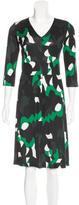 Diane von Furstenberg Viktoria Silk Dress