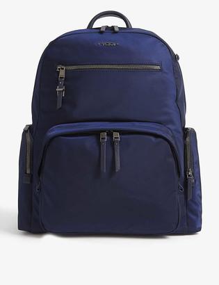 Tumi Carson woven backpack