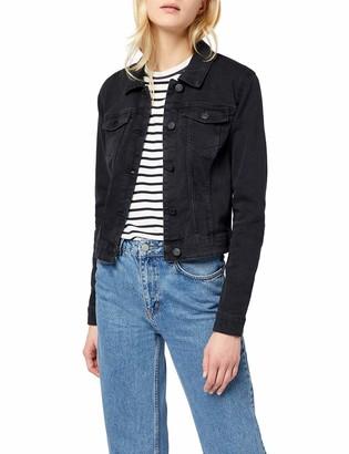 Name It NOISY MAY Women's Nmdebra L/s Wash Denim Jacket Noos