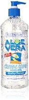 Fruit of the Earth Aloe Vera Crystal Clear Gel 20 oz
